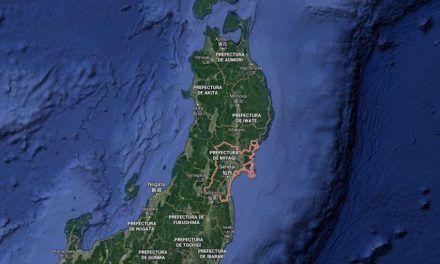 Japón levanta alerta por tsunami tras terremoto de 6.9 en el noreste del país