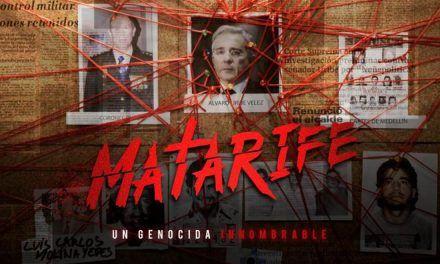 Matarife, la serie que retrata a Álvaro Uribe Vélez como genocida, ganó dos premios India Catalina