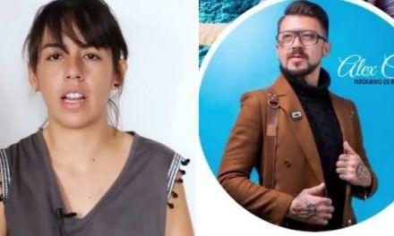 Fotógrafa Diana Quirós denuncia a su colega Álex Cruz por violación