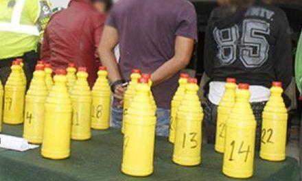 Incautan 38 kilos de pasta de coca avaluados en $115 millones en Pitalito