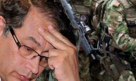 Subteniente del Ejército le responde columna a Gustavo Petro