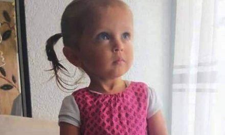 Buscan a Sara Sofía Galván, niña de 2 años desaparecida en Bogotá
