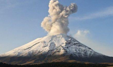 Las erupciones volcánicas tienen un fuerte impacto en el clima