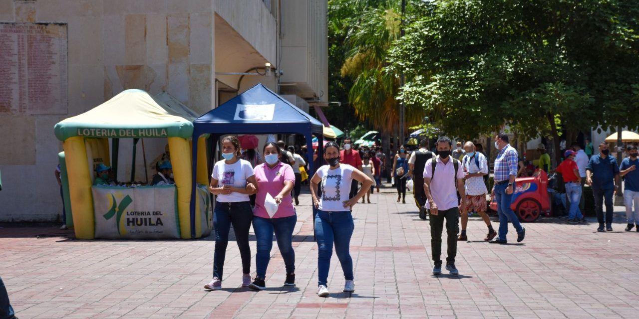 Medidas restrictivas en el Huila para enfrentar nuevo pico de la pandemia