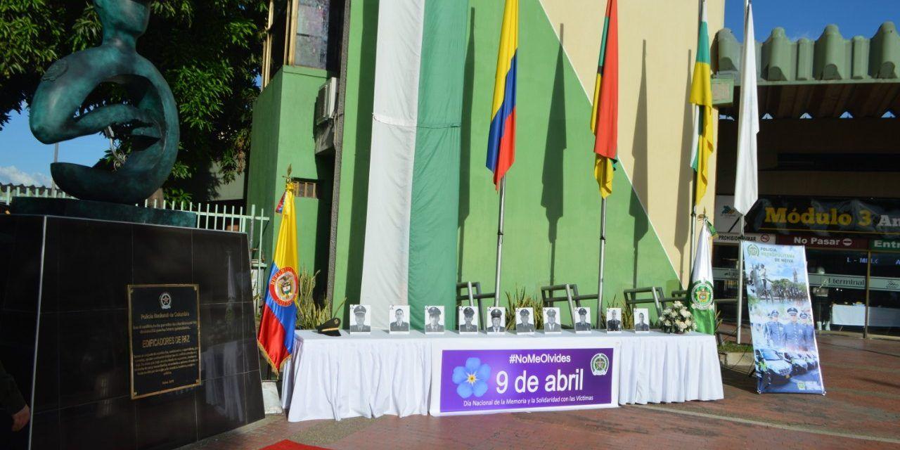 """""""Día Nacional de la Memoria Histórica y Solidaridad con las Víctimas del Conflicto Armado"""""""