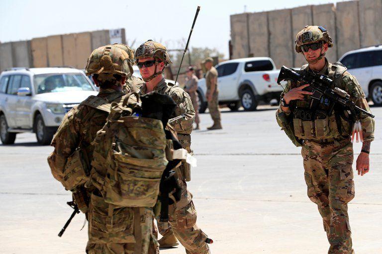 EE.UU retirará todas las tropas de combate que le quedan en Irak