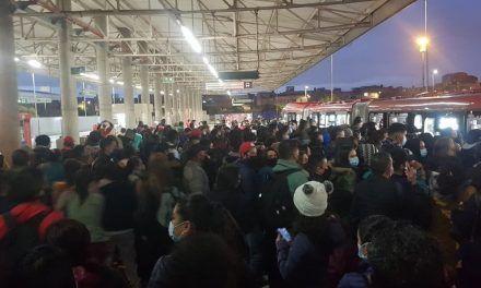"""""""Congestiones en TransMilenio se dieron por el incumplimiento de las empresas"""""""
