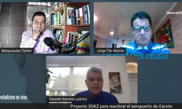 Proyecto SKGZ, propone la reapertura del Aeropuerto de Garzón