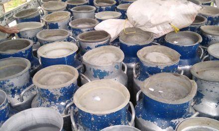 Grandes pérdidas dejaron derramamiento de leche en Río Ceibas