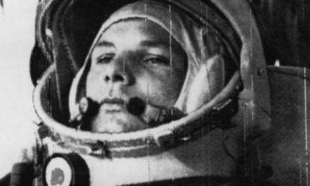 Han pasado 60 años desde la primera vez que un hombre viajó hacia el espacio