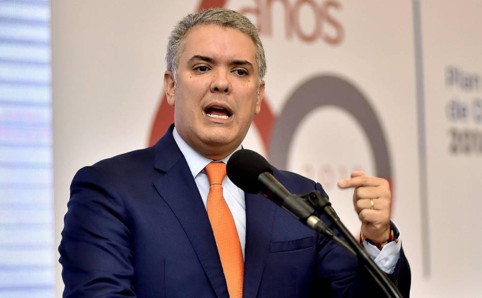 Presidente Duque defendió la Reforma Tributaria tras manifestaciones