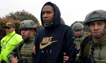 John Viáfara fue sentenciado a 11 años de prisión por narcotráfico