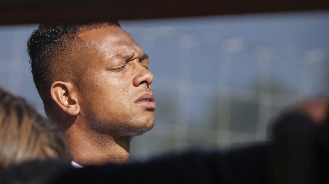 Tía de Guarín dice que el jugador ya no controla sus emociones