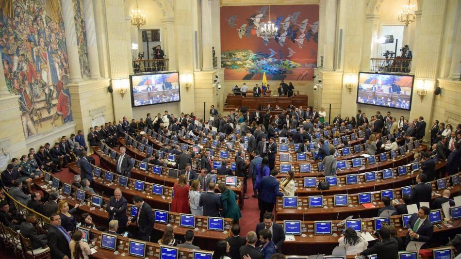 Renunció a su curul el representante Álvaro Hernán Prada