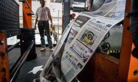 """Oposición venezolana acusó al régimen de Maduro de querer """"exterminar la prensa libre"""""""