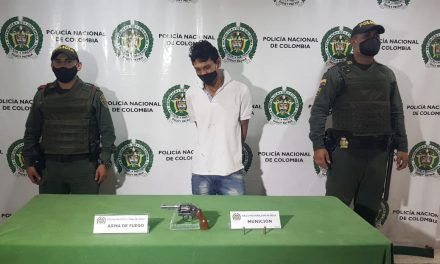 Policía capturó a reconocido delincuente de la comuna 8