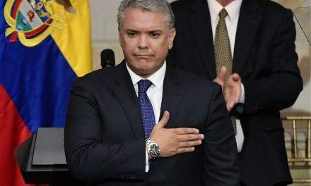«No es una reforma tributaria»: Iván Duque defiende Ley de Solidaridad Sostenible