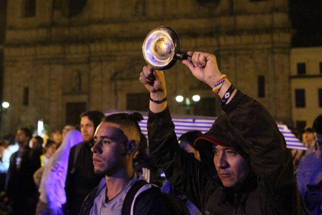 Iglesia pide que se suspendan las marchas del 28 de abril