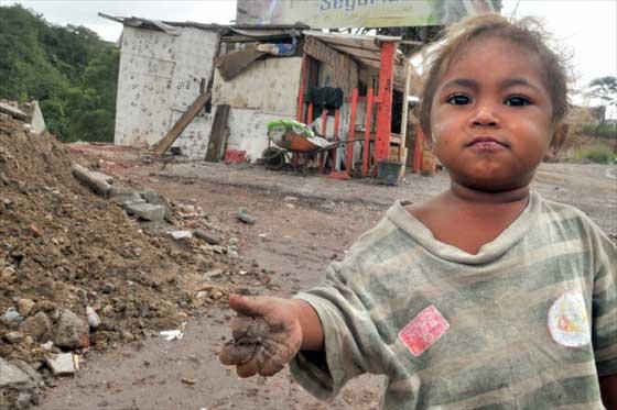 Pobreza en Colombia aumentó al 42.5% en el 2020