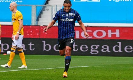 En el Inter de Milán aseguran que Luis Fernando Muriel es el atacante ideal