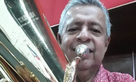 """Aldemar Lizcano, un algecireño con una vida """"Fabulosa"""" en la Música"""