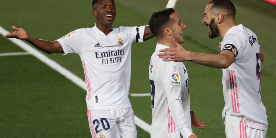Atacan con piedras el bus del Real Madrid