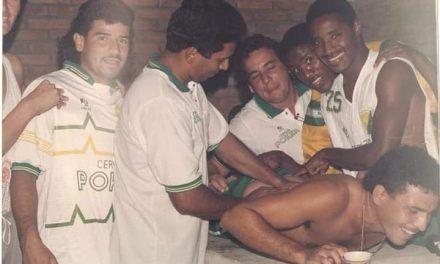 Con sentidas fotografías, el Atlético Huila recordó los mejores momentos de el 'Teacher' Berrio