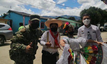 Ejército hizo parte del cumpleaños 97 de la Despensa Agrícola del Huila
