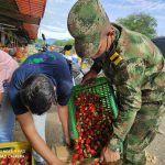 Recolección de alimentos para familias más vulnerables de Neiva