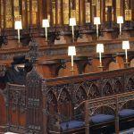 La reina Isabel II y su familia dieron el último adiós al duque de Edimburgo