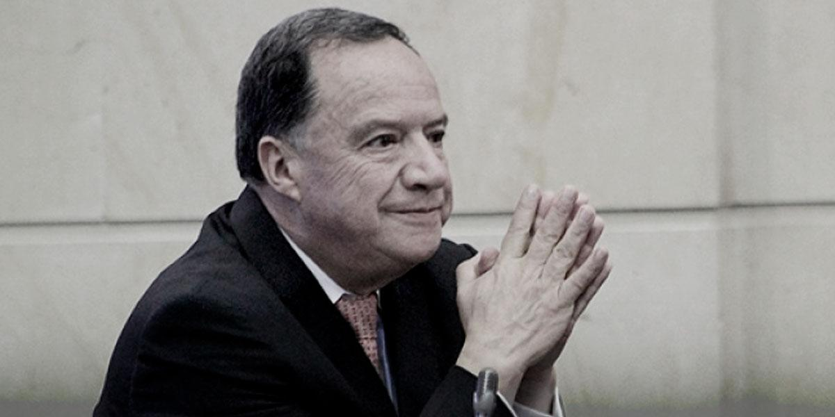 Falleció el senador Eduardo Enríquez Maya por Covid-19