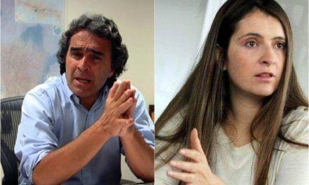 Paloma Valencia se solidarizó con Sergio Fajardo y cuestionó la decisión de la Fiscalía