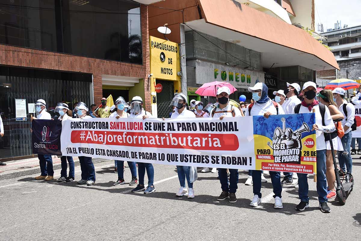 A pesar de los logros, movilizaciones continuarán: Comité del Paro