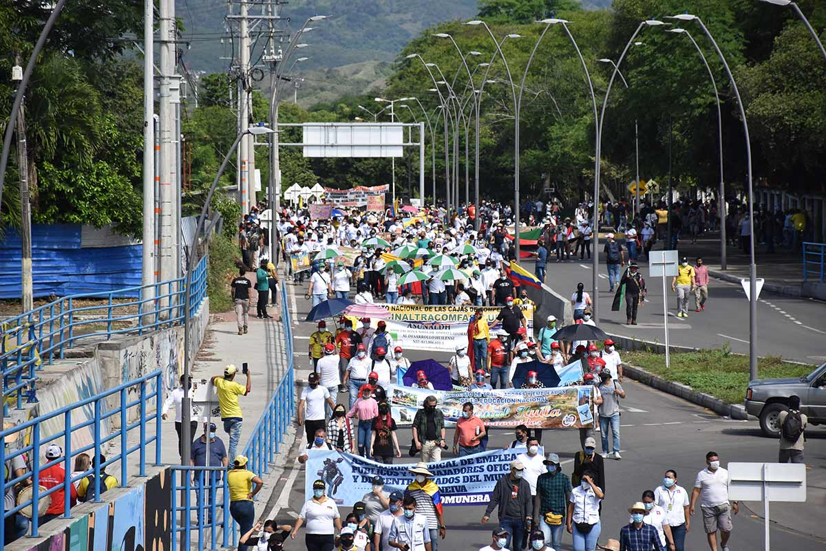 Alcaldía de Neiva decreta medidas para jornada de protesta del miércoles