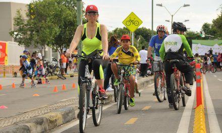 'Muévete en bici por Neiva': la jordana en el Día de la Bicicleta