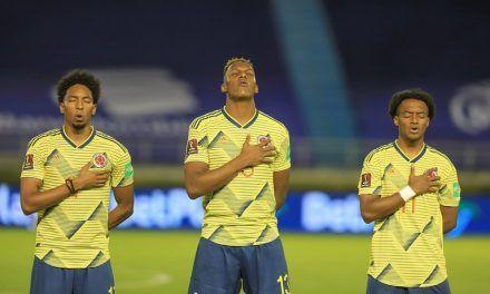 Colombia ocupa el puesto 15 en ranking de selecciones de la FIFA