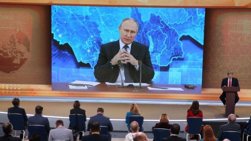 La impresionante (y costosa) operación del Kremlin para proteger a Putin del coronavirus