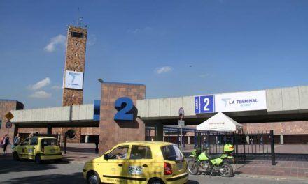 Este fin de semana solo se podrá usar la Terminal de Bogotá por fuerza mayor o extrema necesidad