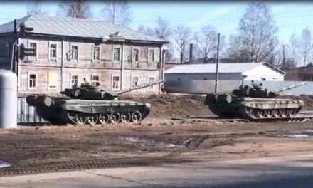 Tensión en la frontera entre Ucrania y Rusia