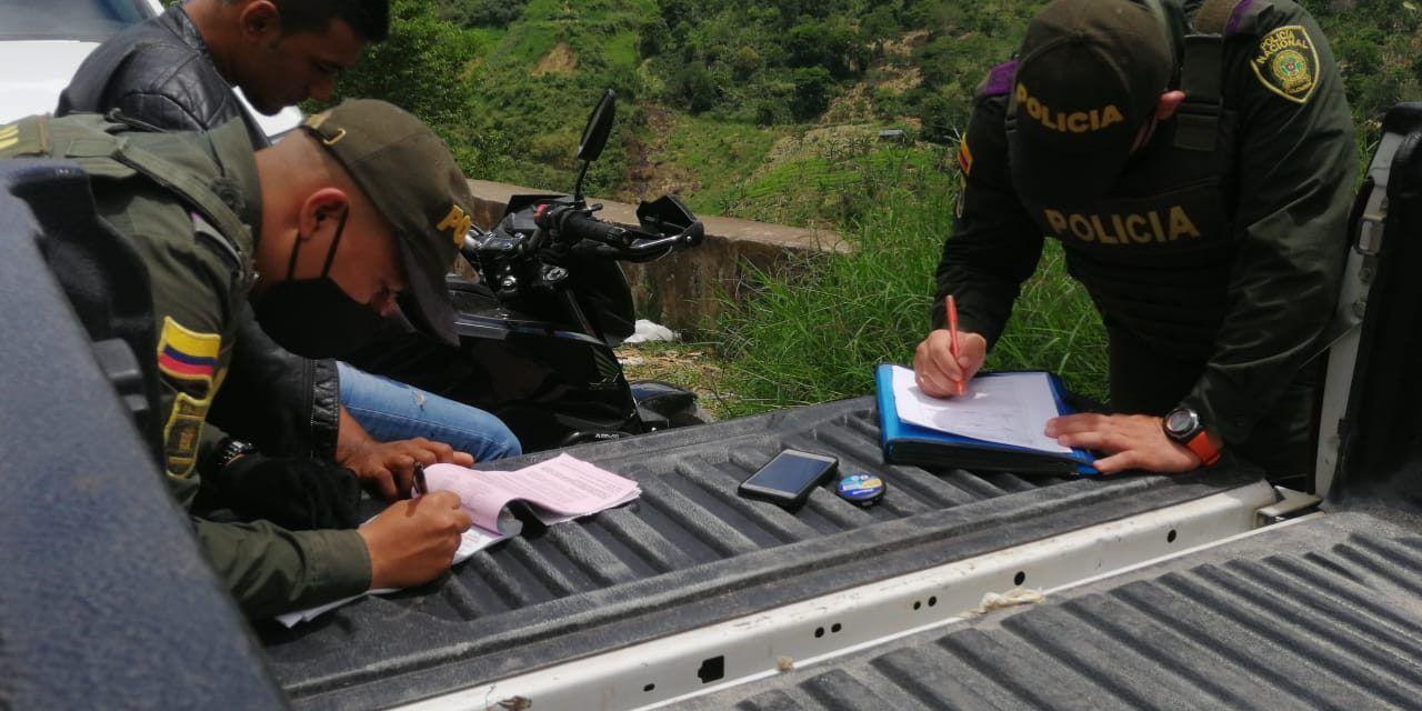 Durante el fin de semana fueron capturadas 22 personas en el departamento del Huila