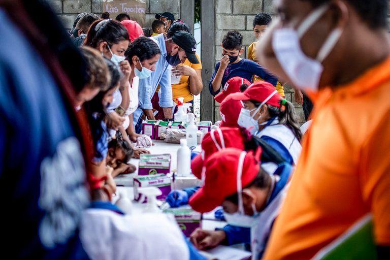 ICBF garantizará atención psicosocial y alimentación a menores desplazados en Arauca