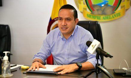 Gobernador de Santander, a indagación en la Procuraduría