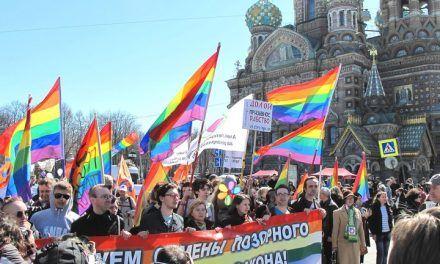 Putin, 'el macho ruso', prohibió el matrimonio igualitario