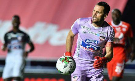 Sebastián Viera quisiera terminar su vida deportiva en el Junior