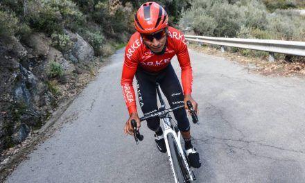Nairo, el mejor colombiano en primera etapa del Tour de Los Alpes