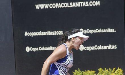 María Camila Osorio se acerca al top 100 del tenis femenino mundial