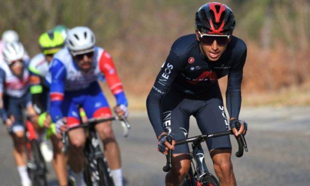 Egan Bernal será el líder del Ineos en el Giro de Italia, su compañero Sivakov lo confirmó