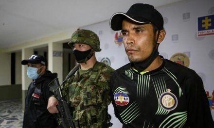 """Capturado alias """"Ratón"""", presunto implicado en atentado a excombatiente"""