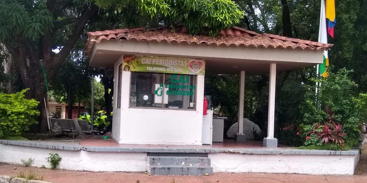Parque de Los Periodistas ligado a la historia de Neiva