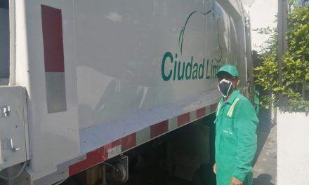 Yairsiño, recolector de basura con nombre de futbolista
